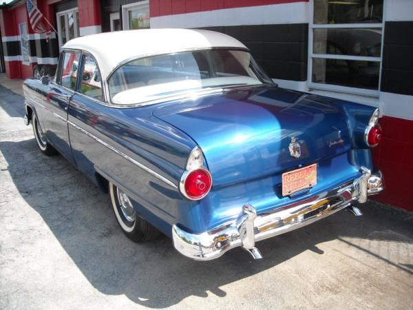 Golden oldies for 1955 ford customline 2 door